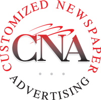 Customized Newspaper Advertising Logo