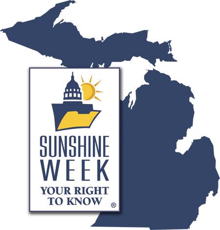 2018 : Celebrating Sunshine Week