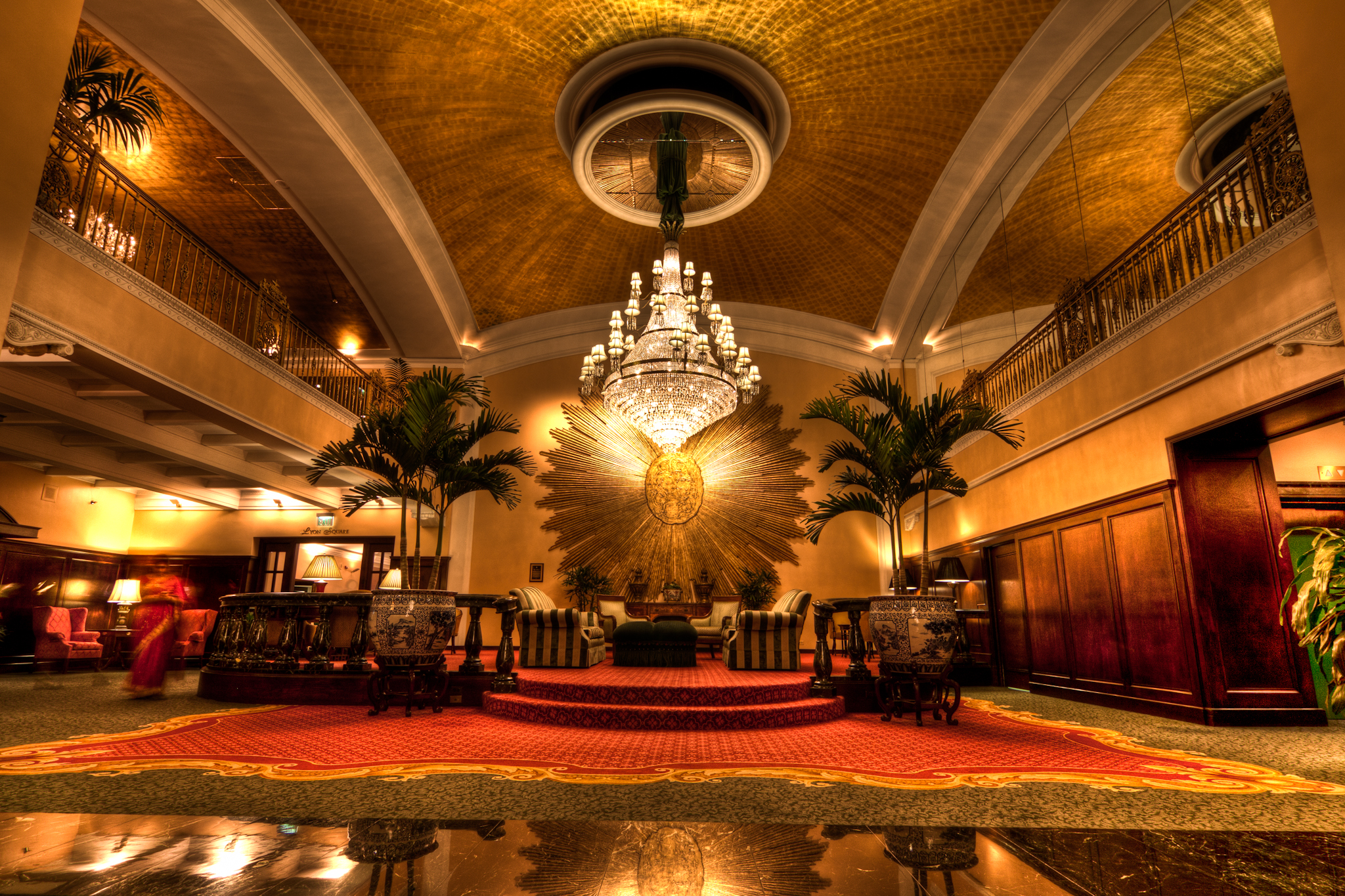 The Amway Grand Plaza Hotel