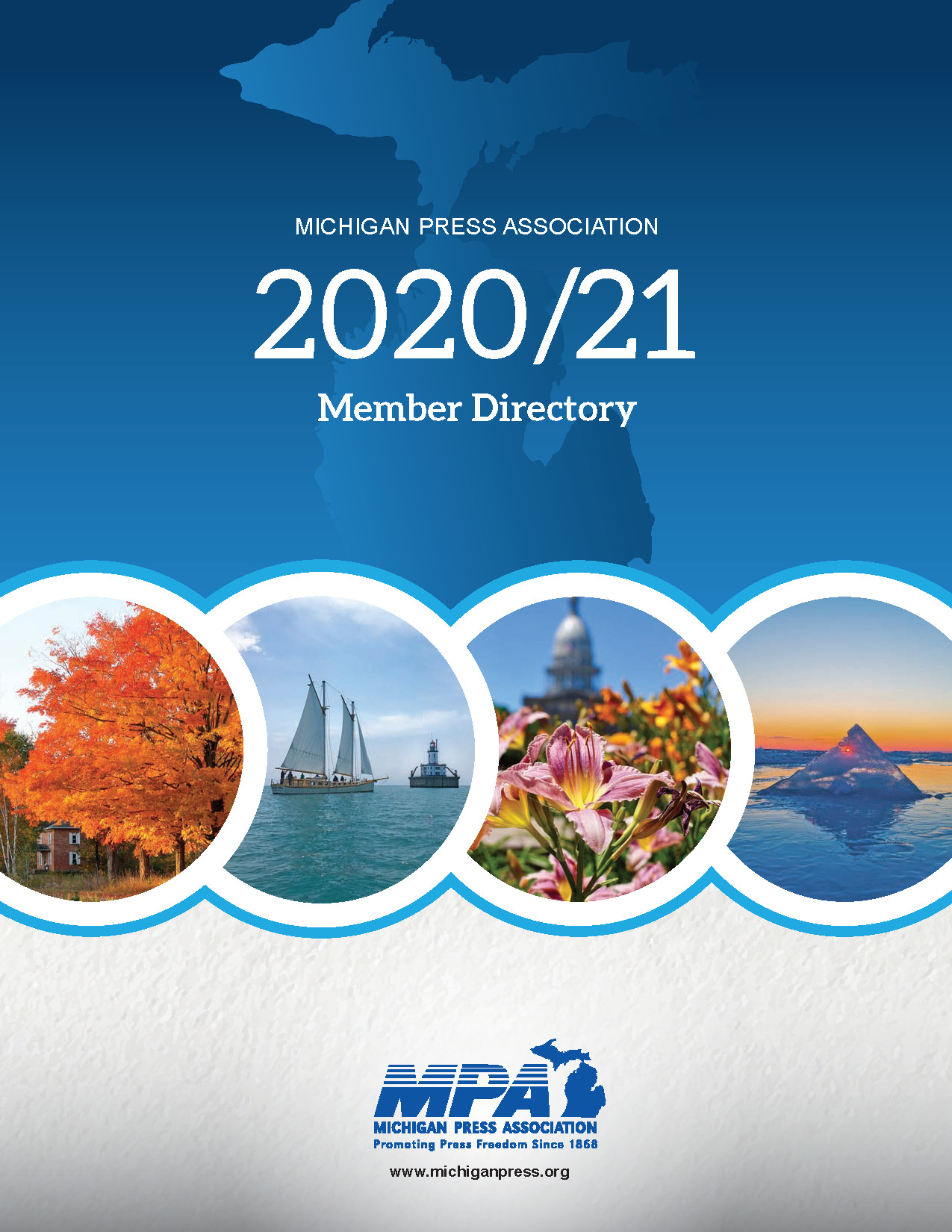 2020-2021 Directory Cover