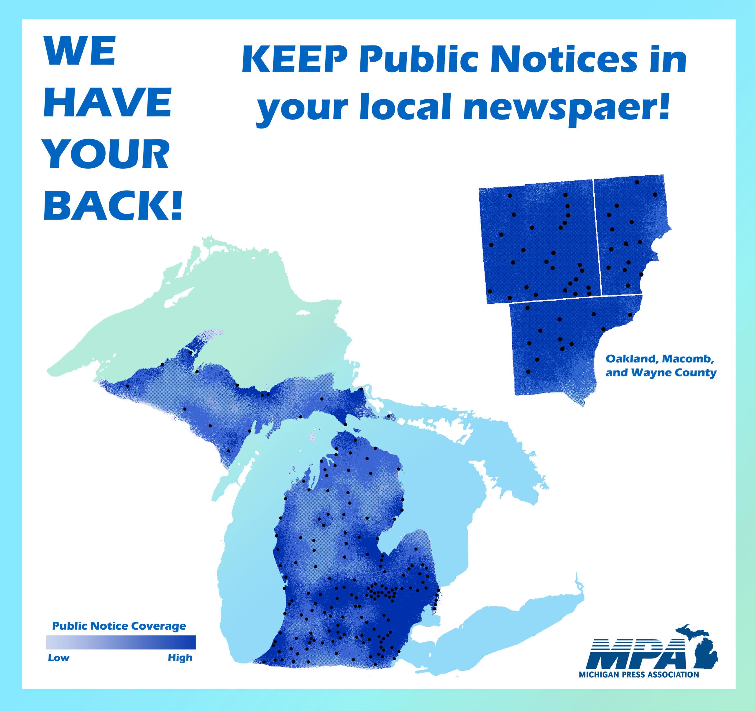 Public Notice 2.0